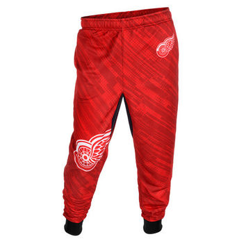 Detroit Red Wings Official NHL Men's Jogger Pants