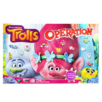DreamWorks Trolls Edition Operation Game