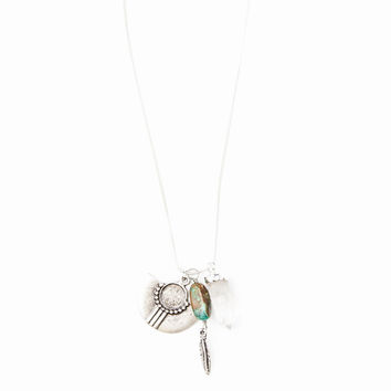 Euphrates Charm Necklace