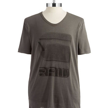 G-Star Raw V Neck T Shirt