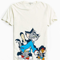 Junk Food Tom & Jerry 90s Tee - Urban Outfitters