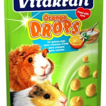 Orange Drops Guinea Pig 5.3 oz