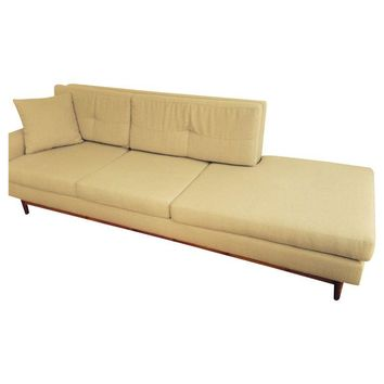 Pre-owned True Modern Diggity Chaise Sofa