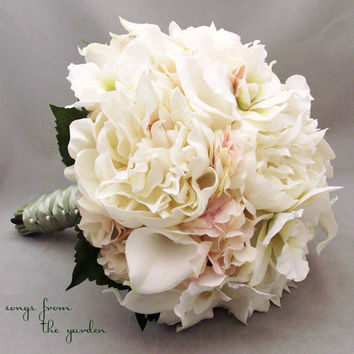 Best Calla Lily Bridal Bouquet Products on Wanelo