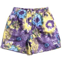 SP19 Tie Dye Water Shorts Multi / Purple