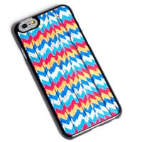 Alternative Chevron iPhone 6 Case Wood Aztec Wooded Native iPhone Case