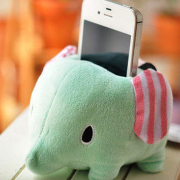 San-x Sentimental Circus Plush Phone Holder