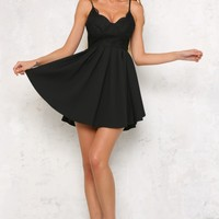 Out Of Your League Dress Black