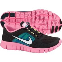 Nike Girls' Grade School Free Run 3 Running Shoe - Dick's Sporting Goods