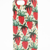 STRAWBERRIES CELL PHONE CASE