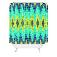 Ingrid Padilla Impress 2 Shower Curtain