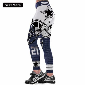 NFL Dallas Cowboys Women's Leggings