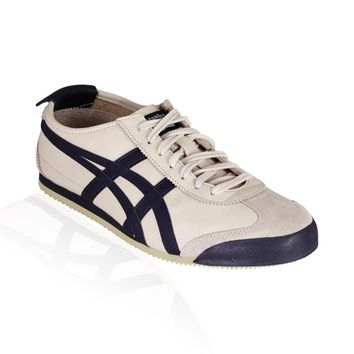 Onitsuka Tiger - Mexico 66 Casual Shoe - Birch/India Ink/Latte