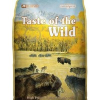 Taste of the Wild Bison & Venison Dry Dog Food 30 lbs