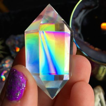 Angel Aura Quartz Wand