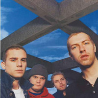 Coldplay Group Portrait 2003 Poster 24x34