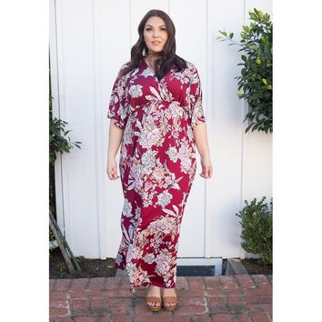 Willa Maxi Dress