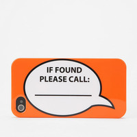Fun Stuff Please Call Phone Case