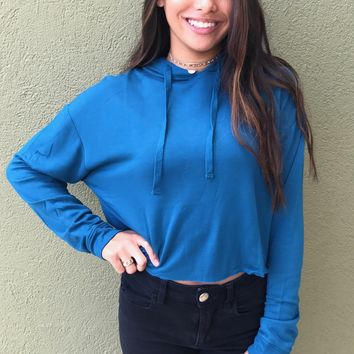 Beautiful Beneath Sweater - Teal