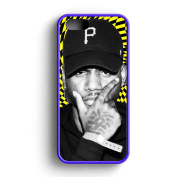 Bryson Tiller Holographic Yellow iPhone 5 Case iPhone 5s Case iPhone 5c Case