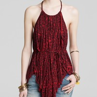 Free People Tunic - Double Dutch Printed