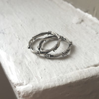 Barbed Wire Ring Set(Full Size)