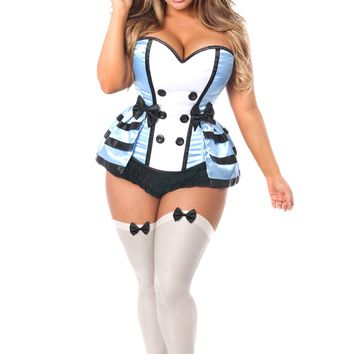 Lavish Premium Alice Inspired Corset Costume