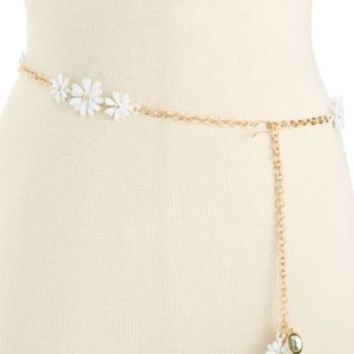 kate spade new york Daisy Chain Belt | macys.com