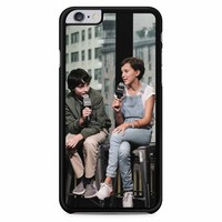 Finn Wolfhard And Millie Bobby Brown iPhone 6 Plus / 6s Plus Case