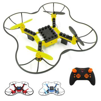 HYT11 Puzzle Dron Mini Drone Juguetes Quadrocopter Brinquedos Quadcopter Helikopte Remote Control Helicopter RC Kids Toys