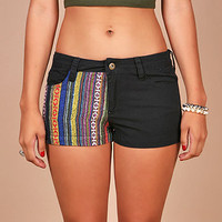 Native Squat Shorts - Trendy Shorts at Pinkice.com