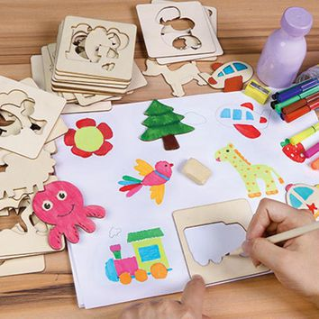 Baby Toys Drawing Toys Coloring Board Children Creative Doodles Early Learning Education Toy For Boy Girl