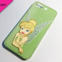 Tinkerbell iPhone 5 Case by VanityCases on Etsy