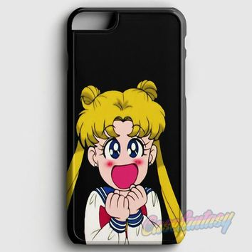 Sailor Moon Sticker iPhone 8 Case