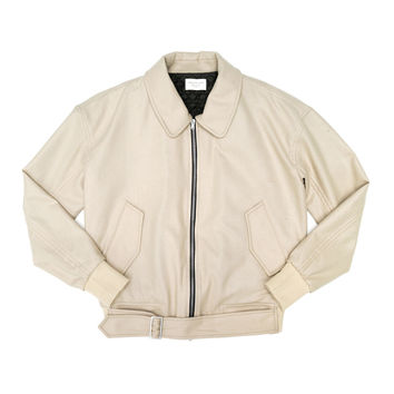 Wool Collared Bomber