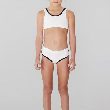 ACACIA Honey Swimwear 2019 Nica/Sumatra Bikini in Tangelo (Kids)