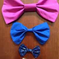 Cosplay/Fashion Bows