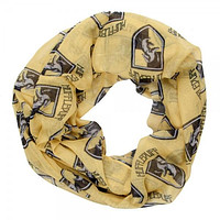 MPS Harry Potter Hufflepuff Viscose Scarf