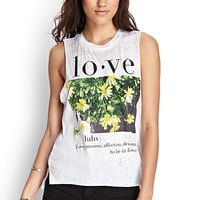 Love Defined Muscle Tee