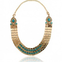 Southern Sun Necklace - Turquoise || Samantha Wills - Hunters and Gatherers