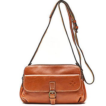 Patricia Nash Lamia Double Zip Cross-Body Bag | Dillards.com
