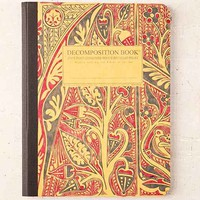 Decomposition Book Illuminations Notebook- Yellow One