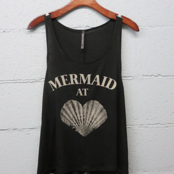 Mermaid At Heart Tank