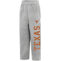 Texas Longhorns Youth Gray Big Print Sweatpants