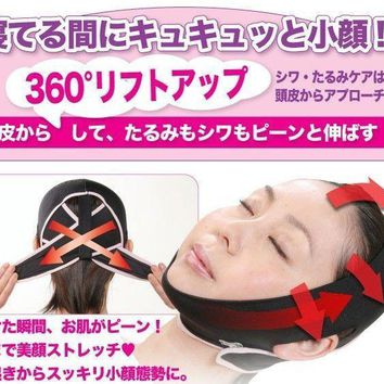 Slimming Face Mask Shaping Cheek Uplift Health Care Weight Loss
