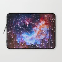 StarField Laptop Sleeve by DuckyB (Brandi)