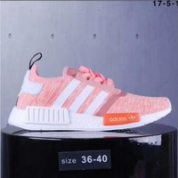 Adidas NMD Woman Men Fashion Trending Running Sports Shoes Sneakers H Z