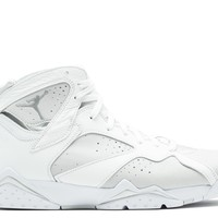 "AIR JORDAN 7 RETRO ""PURE MONEY""BASKETBALL SNEAKER"