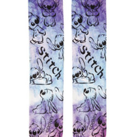 Disney Lilo & Stitch Tie Dye Socks