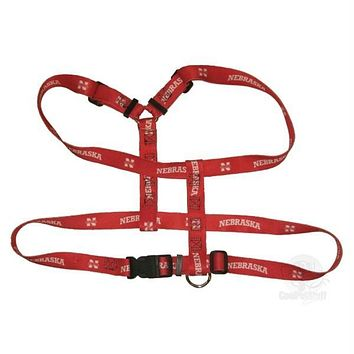 Nebraska Huskers Pet Harness